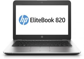 HP Elitebook 820 G3 (Zilver)