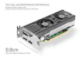 KFA2 Geforce GTX1050 ti OC LP 4GB