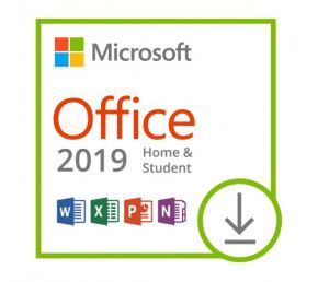 MS Office Home & Student 2019