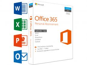 Office 365 personal 1 jaar 1 gebruiker PKC
