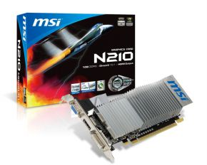 MSI NVIDIA GT710 2GD3H Low Profile