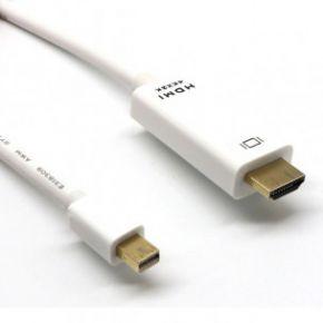 DisplayPort naar Mini DisplayPort kabel 2 meter