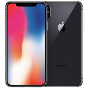 iPhone X Space grey (Refurbished)