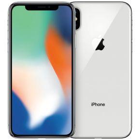 iPhone X Silver (Refurbished)