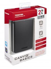 Toshiba 2TB externe harddisk