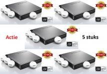 5x Lenovo ThinkCentre M93 usff (in nieuwstaat) Refurbished