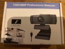 FHD1080P Professional Webcam